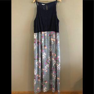 NWOT Maurice's halter strap dress